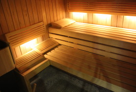Hotel Meduza w Mielnie - sauna