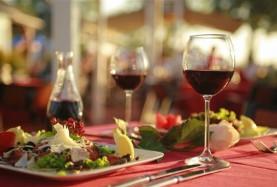 danie - restauracja nad brzegiem morza - Mielno